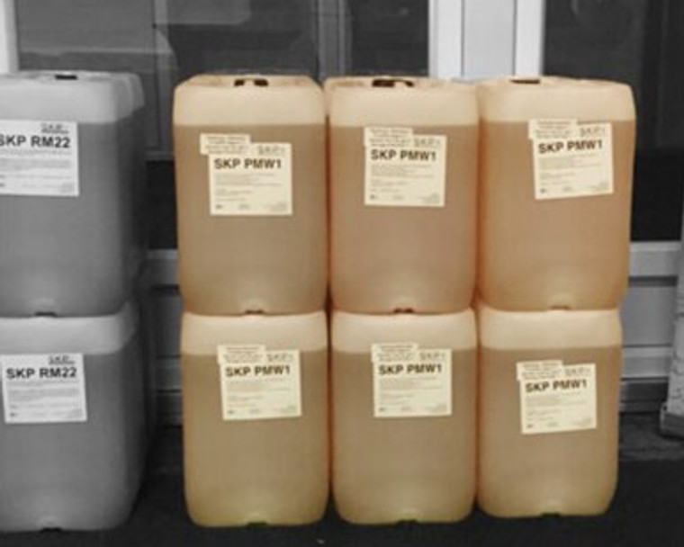 SKP PMW1 Wax for Tent Fabric - 110 gallons