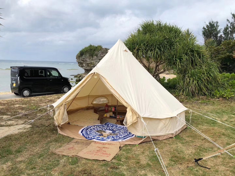 10 foot Bell Tent