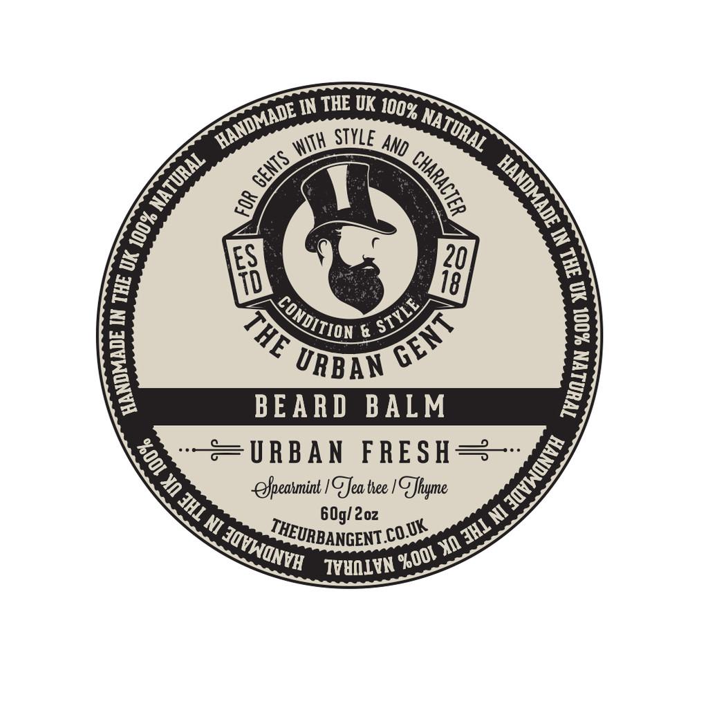 Urban Fresh Beard Balm