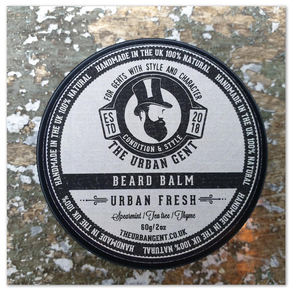 Urban Fresh Beard Balm - 60g/2oz