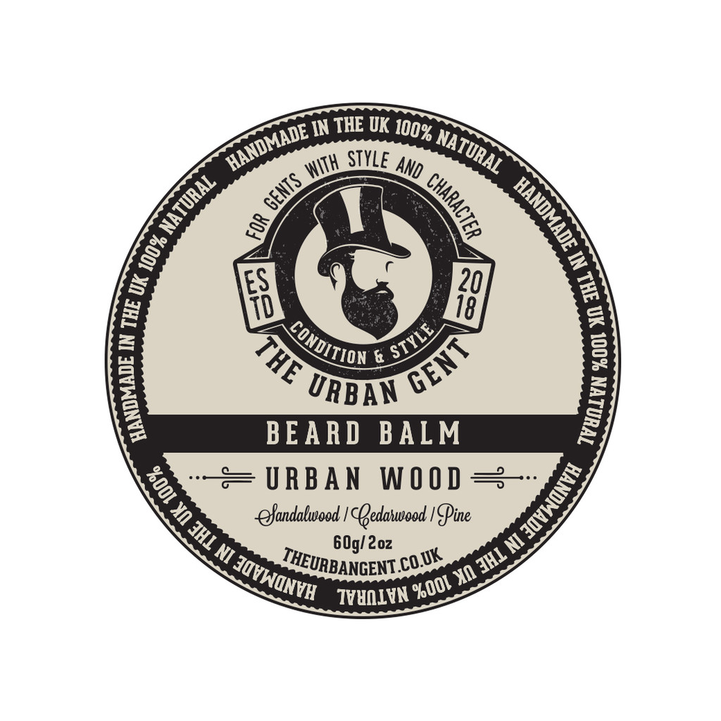 Urban Wood Beard Balm