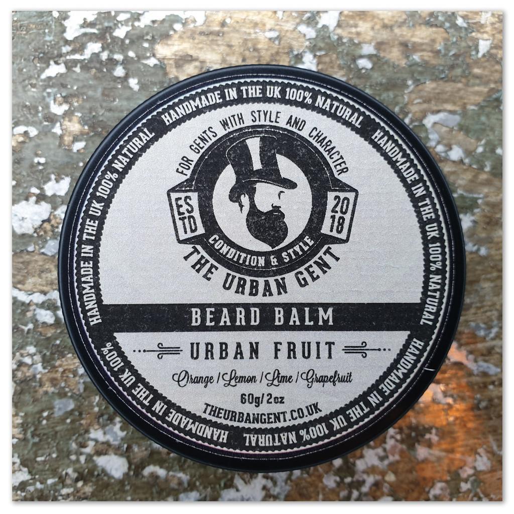 Urban Fruit Beard Balm - 60g/2oz