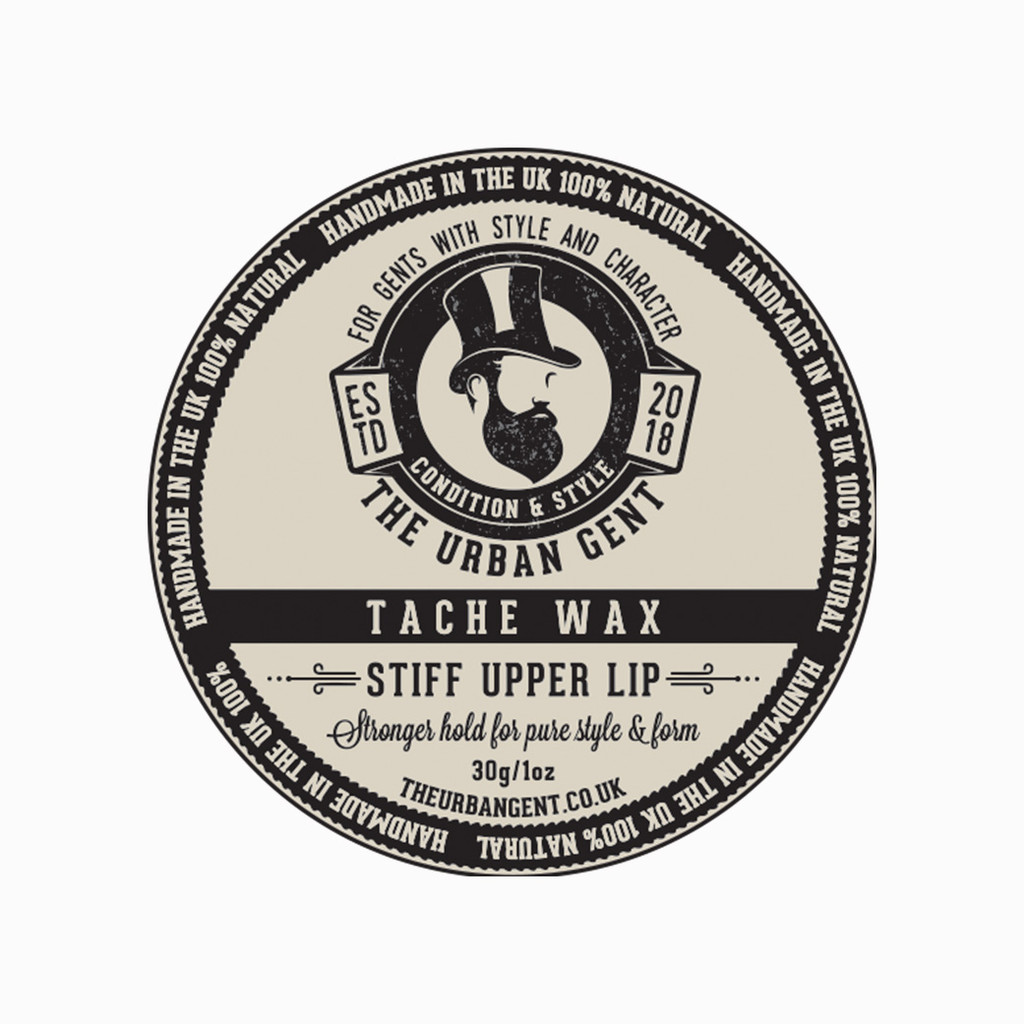 Stiff Upper Lip Tache Wax