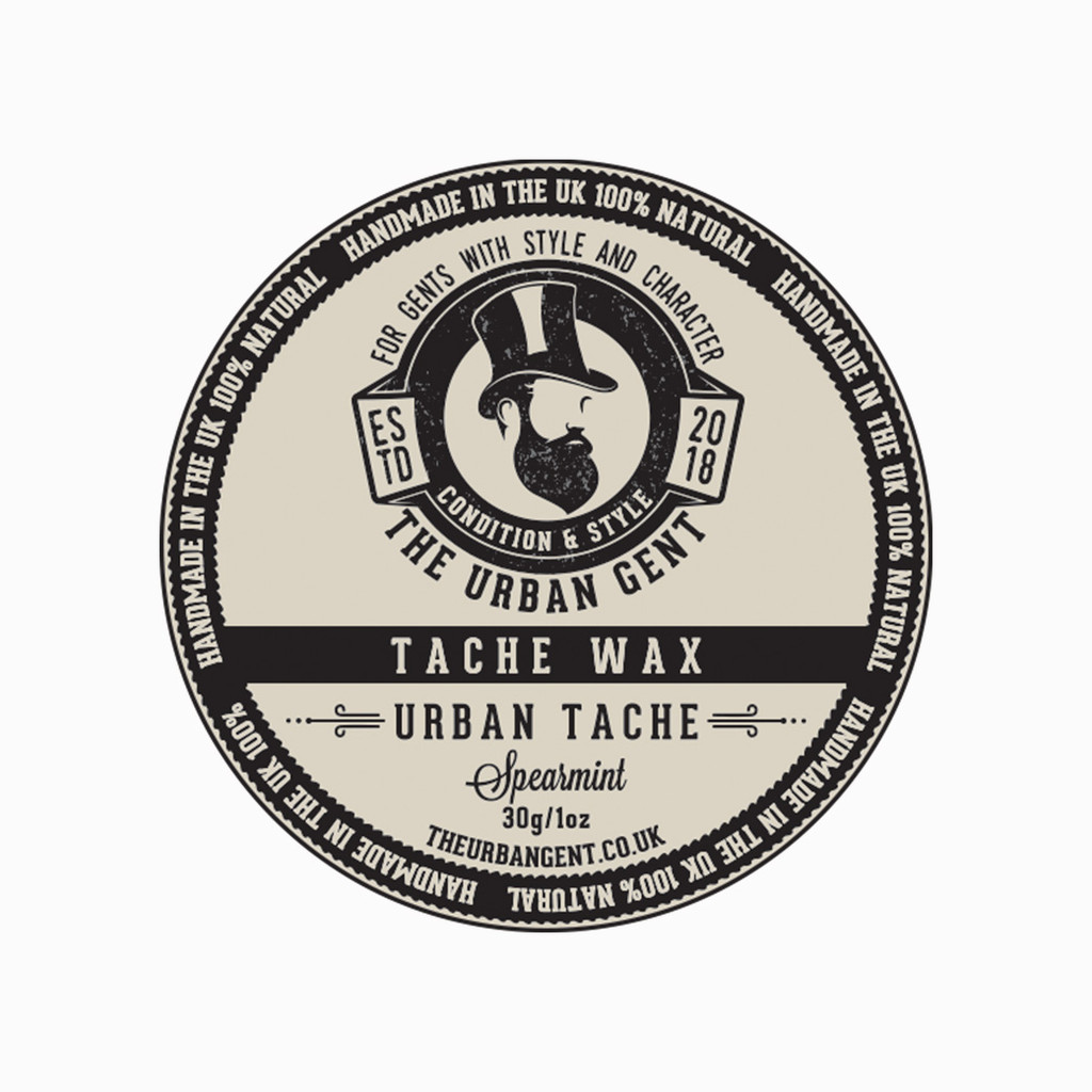Urban Tache Spearmint Moustache wax