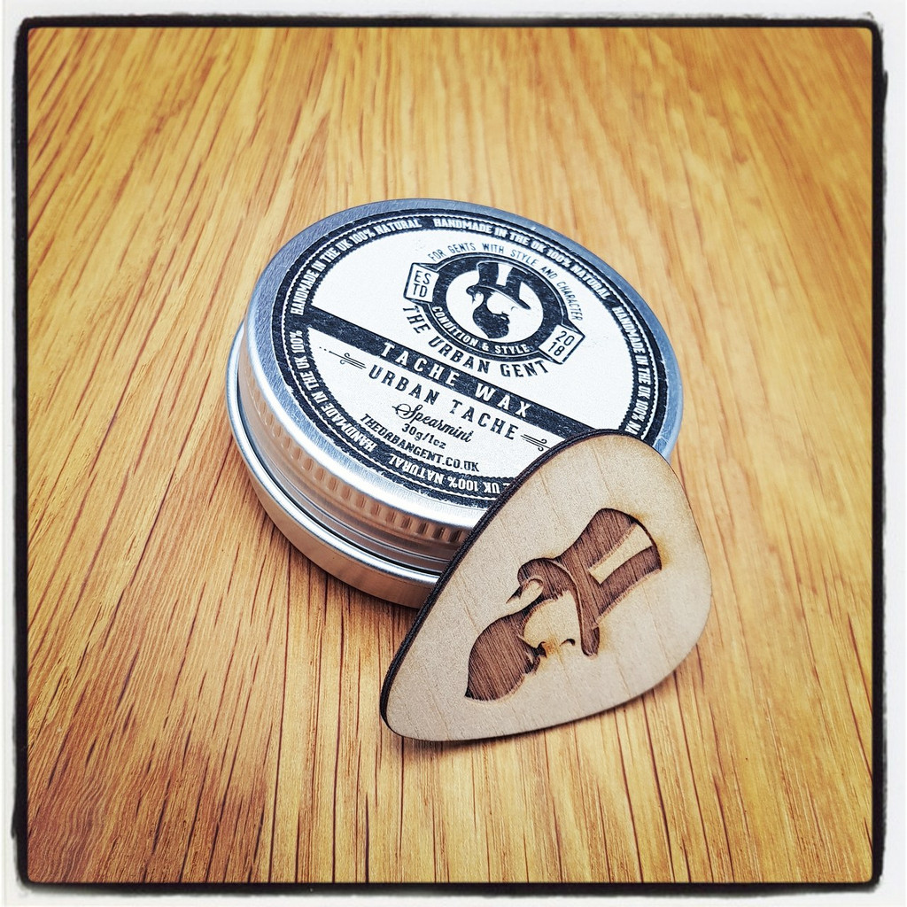 The Urban Gent Tache Wax Pick x 5
