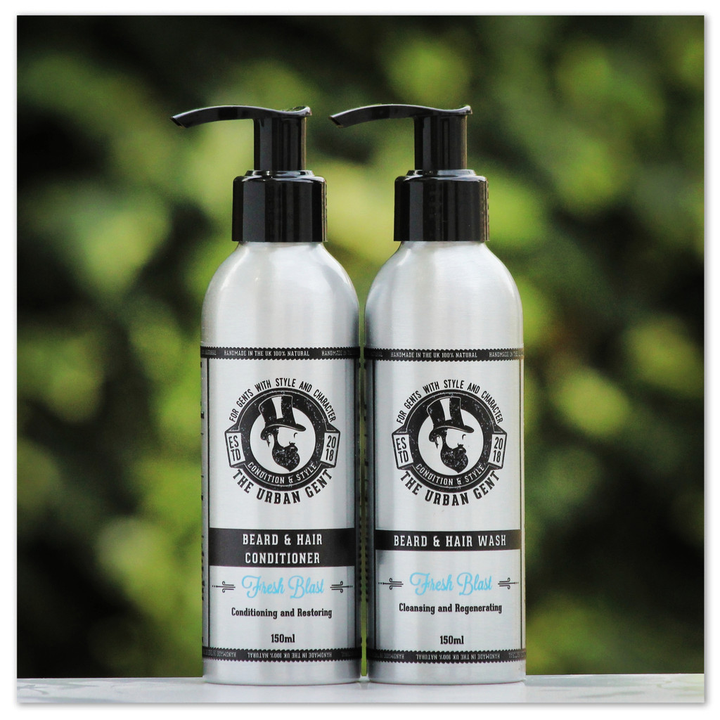 "The "" Fresh Blast "" Shampoo & Conditioner Set"