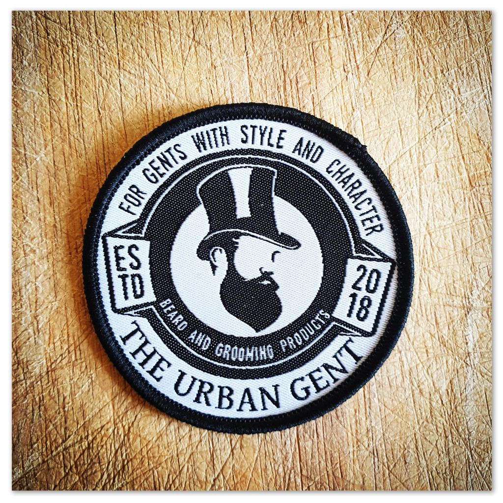 The Urban Gent Decal Patch