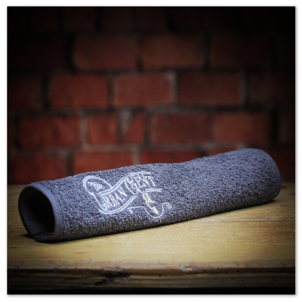 The Urban Gent Luxury Face Towel