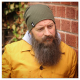 The Urban Gent Heavy Gauge Slouch Beanie