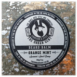 Orange Mint Beard Balm - 60g/2oz