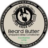 Eucalyptus & Lime Beard Butter 2oz/60ml