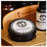 Juniper Berry & lemongrass Beard Butter 2oz/60ml