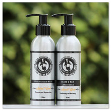 "The "" Spiced Wood "" Shampoo & Conditioner Set"