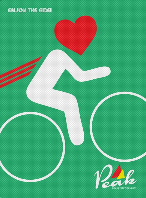 Peak A3 Love Poster