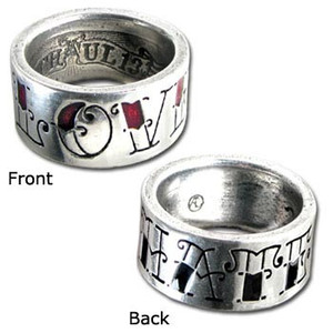 Alchemy Love Hate Ring