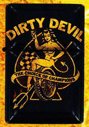 Dirty Devil Choice of Champions Lighter