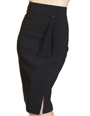 Steady Clothing Ruffle Sarina Skirt