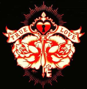 Lucky 13 Love Rose T-Shirt