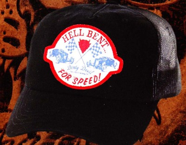 Dirty Devil Hell Bent For Speed Hat
