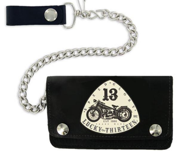 Lucky 13 Old Bike Wallet