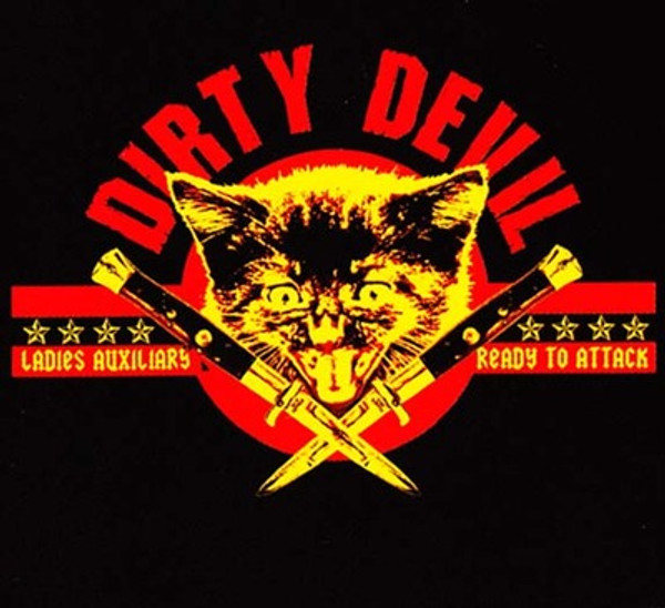 Dirty Devil Ready to Attack T-Shirt