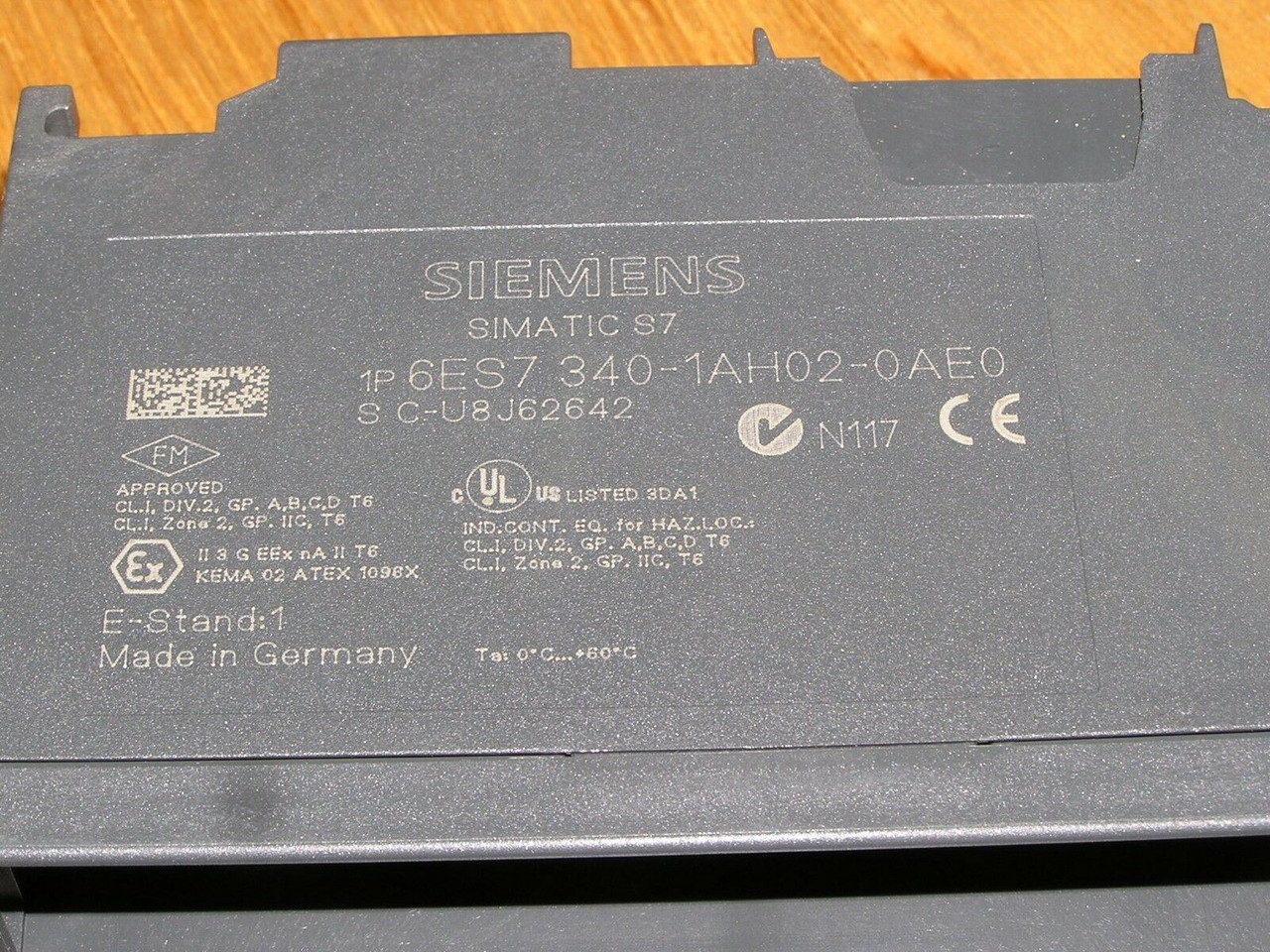 Details about  /1pcs Used 6ES7340-1AH02-0AE0