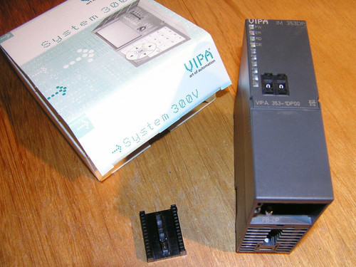 NEW - VIPA 353-1DP00 IM 353DP ET200M DP-V0 slave in factory packaging