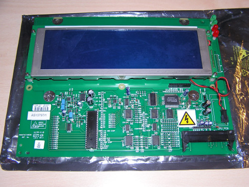 Remanufactured - Bluhm Weber FA70096/R ET 6200 LINX DISPLAY PCB ASSY 8040-511