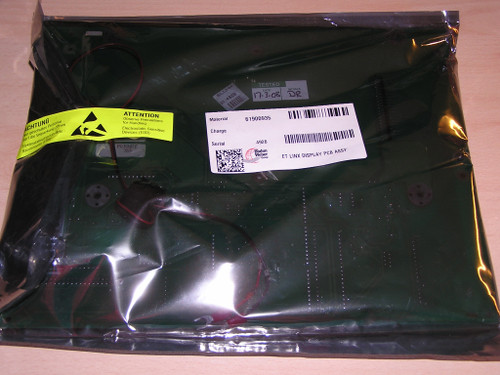 Remanufactured - Bluhm Weber FA70096/R ET 6200 LINX DISPLAY PCB ASSY sealed