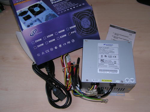 NEW - FSP Fortron SPI-300G(PF) 9PP3000119 AT Power Supply 300W original box