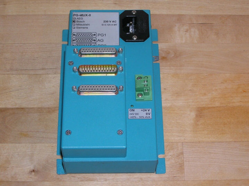 Process-Informatik PG-MUX-II 9361-12 for BOSCH controls BUEP19 / BUEP19E, used