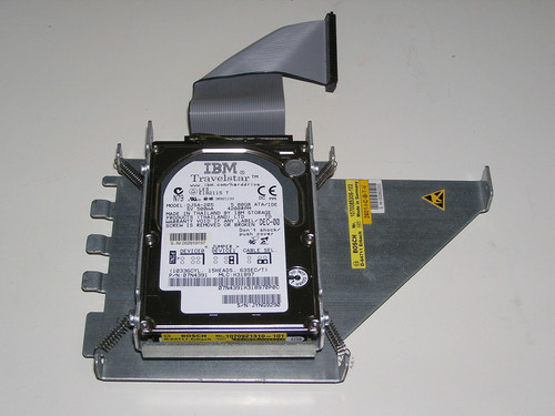BOSCH Rexroth HDD 5GB for IPC 1070923010-101 + 1070085306-102 used as new