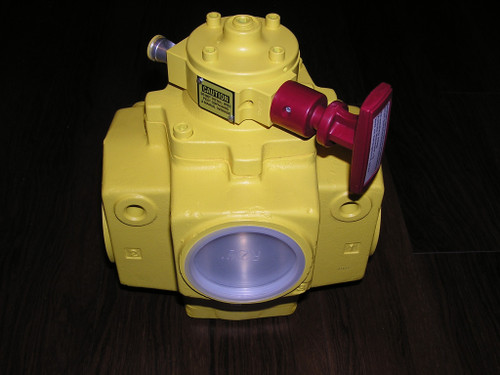 Unused - ROSS YD2783A9016 Piloted Lockout Valve with Manual L-O-X Control
