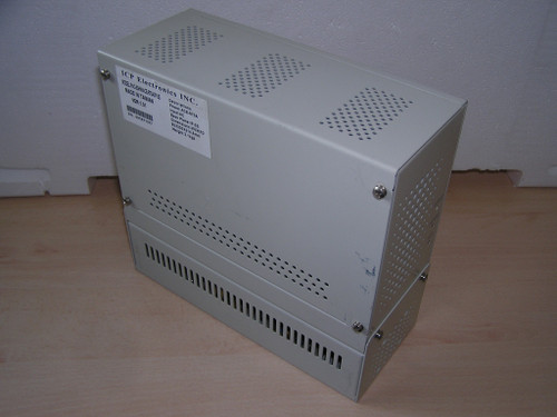 ICP Electronics (IEI) PAC-53HW/ACE-870A/IP-3S IPC with VIA C3 used excellent