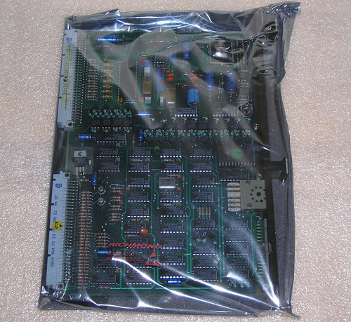 Philips / Nyquist  AD20 PLC PC20 Analogue Input Card