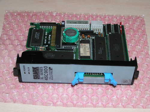 RELIANCE 45C900 33020811-2 Shark XL CPU used excellent condition