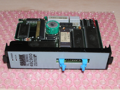 RELIANCE 45C900 33016140-3 Shark XL CPU in as new condition
