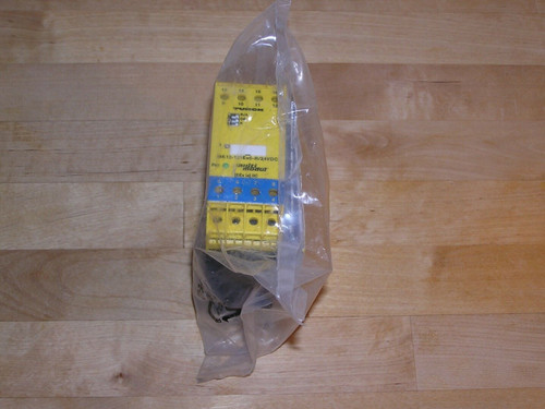 NEW - Turck 7541167 MK13-121Ex0-R/24VDC Isolated Switching Amplifier sealed