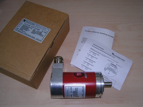 NEW - TR Electronic CE 65M 110-02595 Absolute Encoder CAN DEVICENET original box