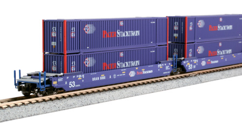 KAT-106-6180 Pacer Maxi-IV w/Pacer 53' Containers