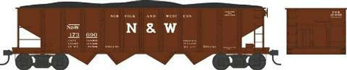 Bowser-38098 N&W H-21 Hopper