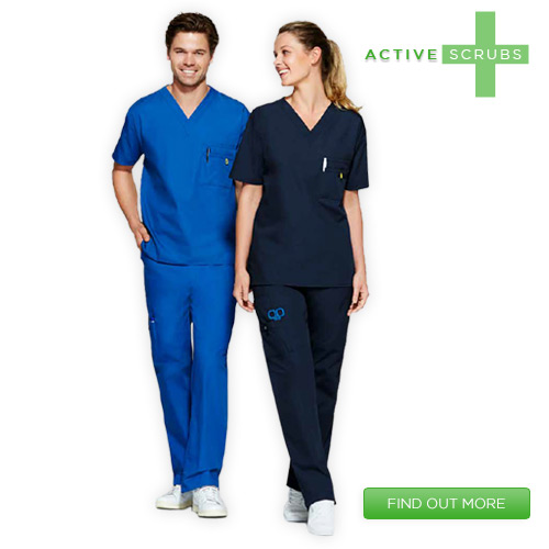 active scrubs