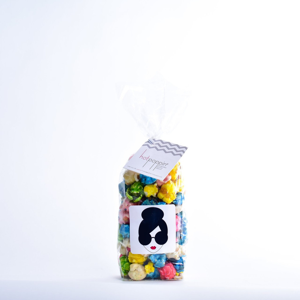 *CUSTOMIZED* | HotPoppin Gourmet Popcorn | Customized Small Bag | 1.5 cup