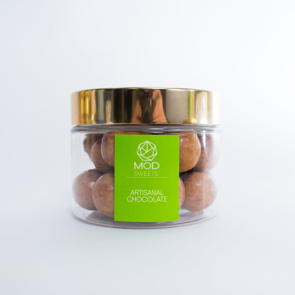ModSweets™ | Gourmet Chocolate | Gold Collection | 1 cup of chocolate | Size: 12 oz.