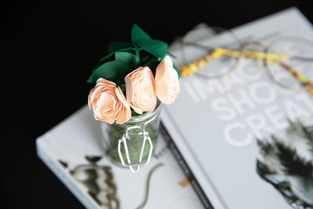 SWEET BLOOMS   PAPER FLOWER DELIVERY   THE MINI MASON