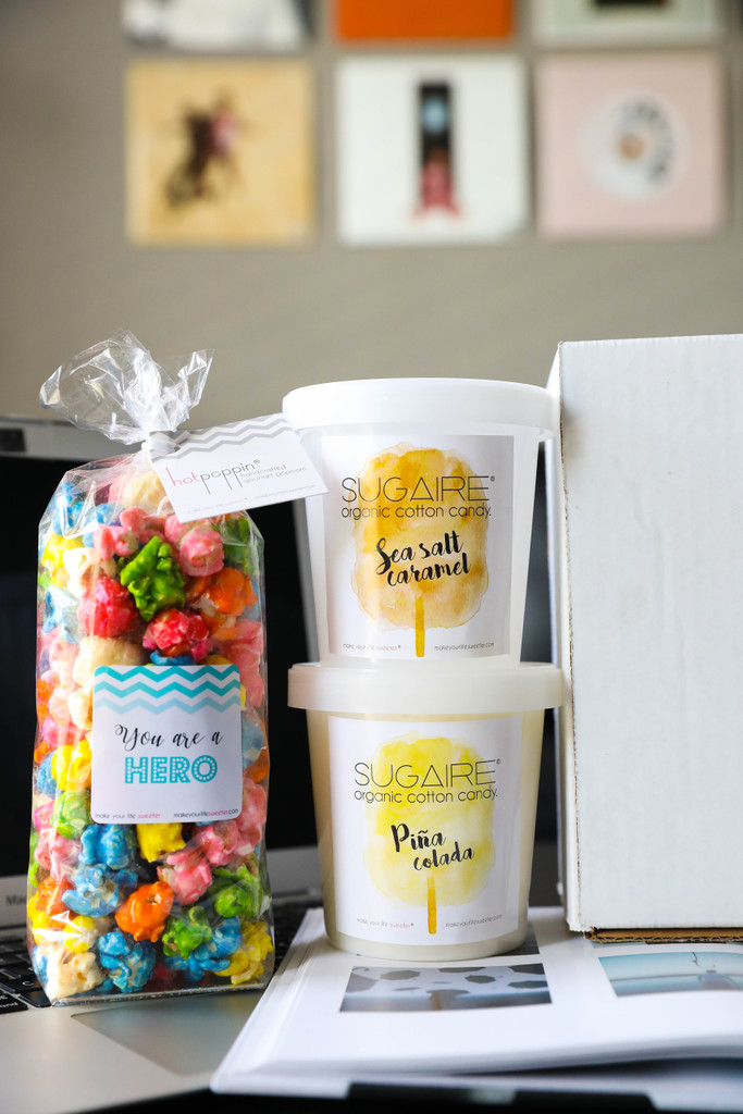 You're a Hero Gift Box by Make Your Life Sweeter