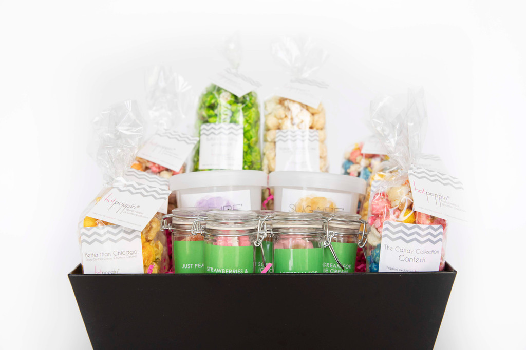 You're My Hero Gift Box is full of treat! Enough for a squad of great humans!