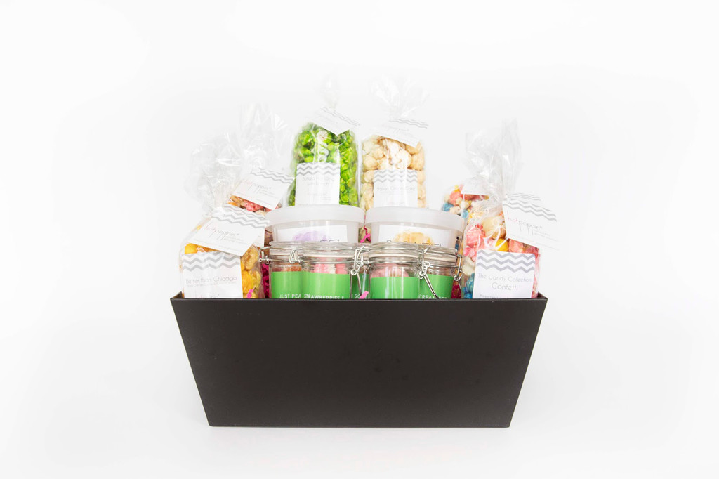 This You're My Hero Gift Box is full of treat! Enough for a squad of great humans!