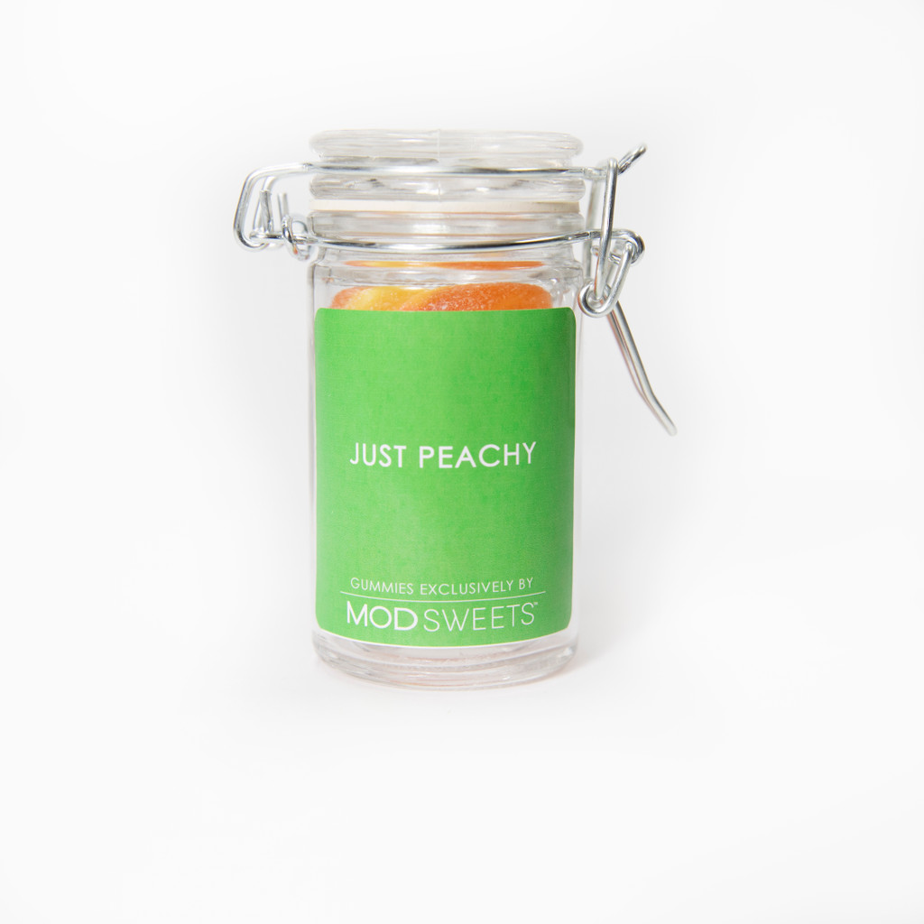 JUST PEACHY - The Gummy Collection