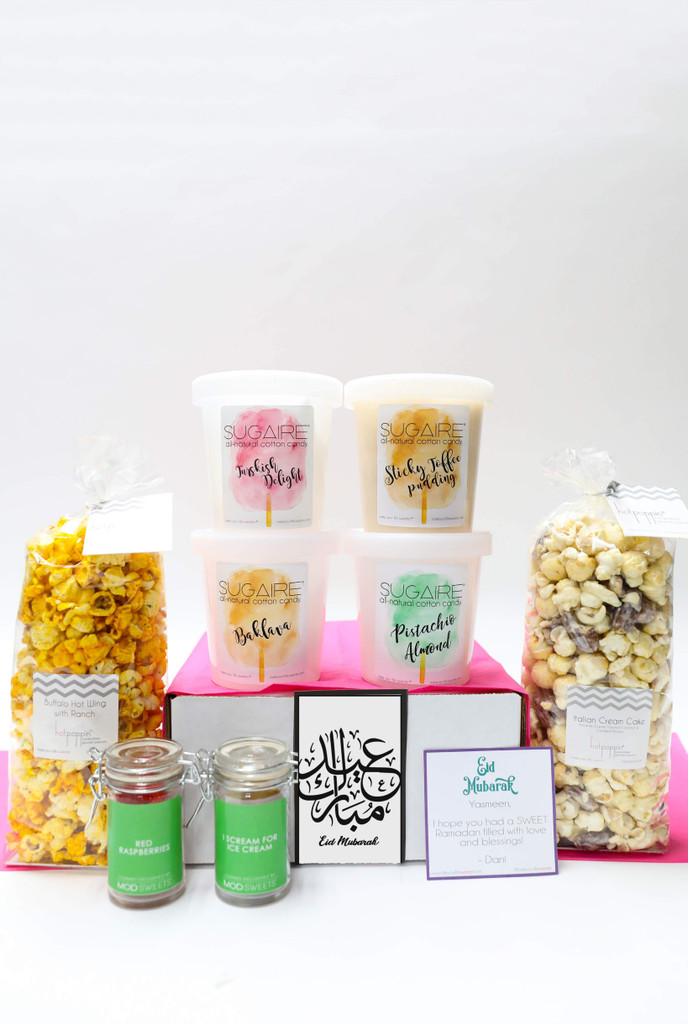 15 SERVINGS - The EID Collection: We Are RamaDONE Let's EID a Lot     Sweet treats for your family or squad